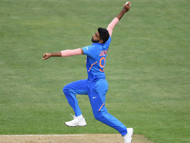 Jasprit Bumrah conceded 167 runs in the ODI series against New Zealand while finishing wicketless. AP