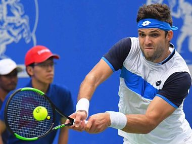 Maharashtra Open 2020 Czech Republics Jiri Vesely scripts sensational comeback against  Ricardas Berankis to storm into final