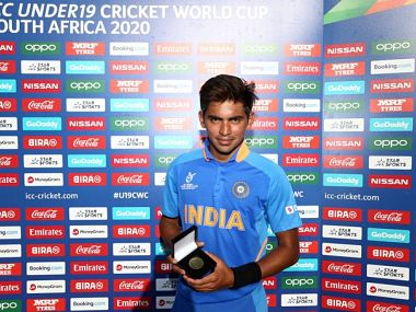 Kartik Tyagi was one of the players who shone in the U-19 World Cup. ICC