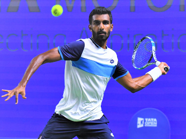 Maharashtra Open 2020 Prajnesh Gunneswaran suffers straight sets loss to Kwan Soonwoo to bow out in prequarters