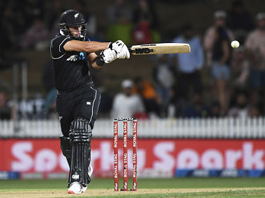 New Zealand's Ross Taylor has scored 182 runs in two ODIs so far. AP
