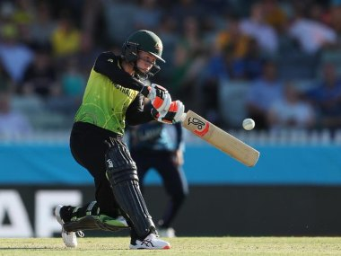 Rachael Haynes hit a classy fifty to help defending champions Australia overcome a fighting Sri Lanka. Twitter @T20WorldCup