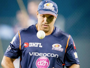 Robin Singh was associated with IPL franchise Mumbai Indians. Twitter @mipaltan