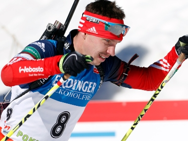 Russias biathlon athlete Evgeny Ustyugov to lose Sochi Olympic gold medal in new doping case