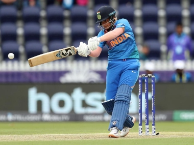 Shafali Verma has been the breakout star of the ongoing Women's T20 World Cup. Image courtesy: Twitter @T20WorldCup