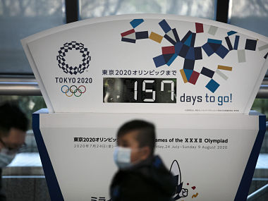 Tokyo Olympics 2020 Theres no Plan B for Games despite alarm over spread of <span class=