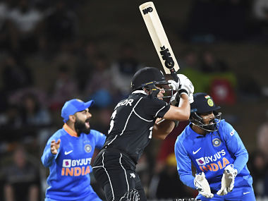 Ross Taylor handled the spinners and scored a century to help New Zealand win the 1st ODI. AP