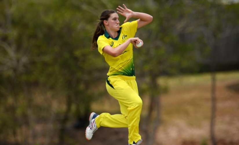 File photo Annabel Sutherland. Image credits @ICC