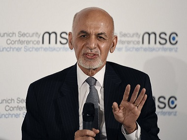 Ashraf Ghani wins second term as Afghanistan president with 50 of votes says election commission