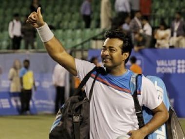 Bengaluru Open 2020 Leander Paes enthralls crowd in win Prajnesh Gunneswaran stretched en route to second round
