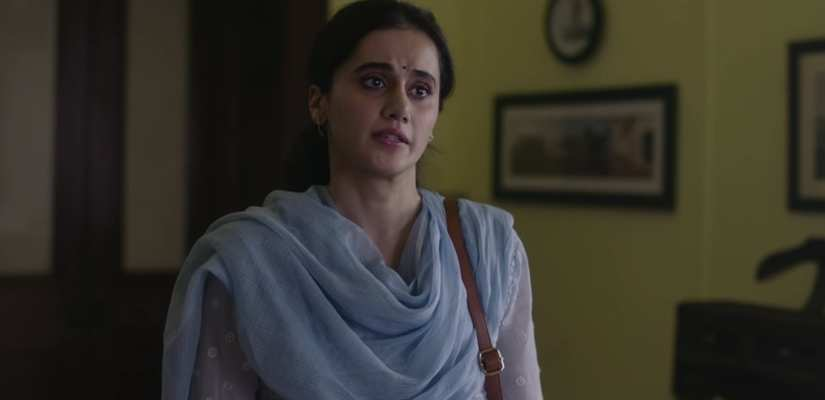 Thappad movie review Taapsee Pannus most potent film yet is a resounding slap in the face of misogyny