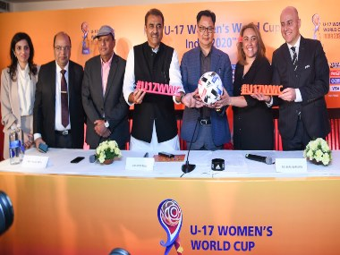 FIFA U17 Womens World Cup Pollution steals Delhi of hosting rights final in Navi Mumbai on 21 November