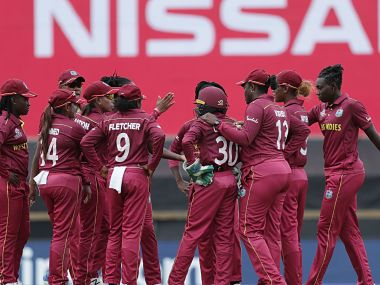West Indies displayed a clinical performance to defeat Thailand by seven wickets. ICC Media