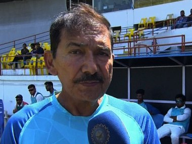 File image of Bengal coach Arun Lal. Image credit: Twitter/@BCCIdomestic