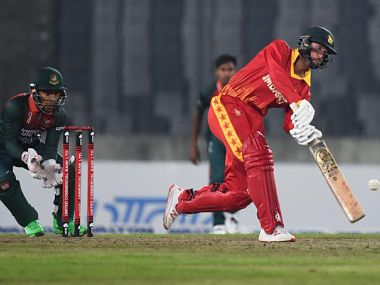 Zimbabwe are still winless on the current tour. Twitter @ICC