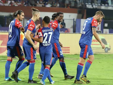 Bengaluru FC handed AFC Cup playoff spot due to Mohun BaganATK merger FC Goa clinch Champions League place
