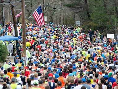 Boston Marathon cancelled for first time in its 124year history 2021 edition slated for 19 April