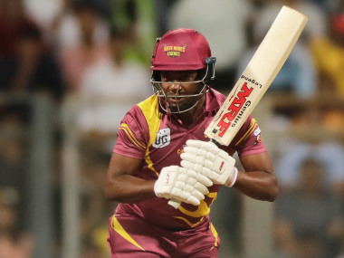 Brian Lara is currently leading West Indies Legends in the ongoing Road Safety World Series in Mumbai. AP
