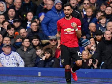 Premier League Manchester Uniteds Bruno Fernandes bags Player of the Month award for February after impressive start