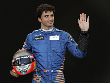 Formula 1 Ferraribound Carlos Sainz says he is determined to leave McLaren on a high