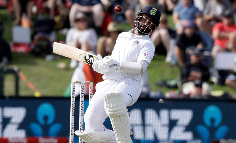 Cheteshwar Pujara will be available for Saurashtra in the final. AP