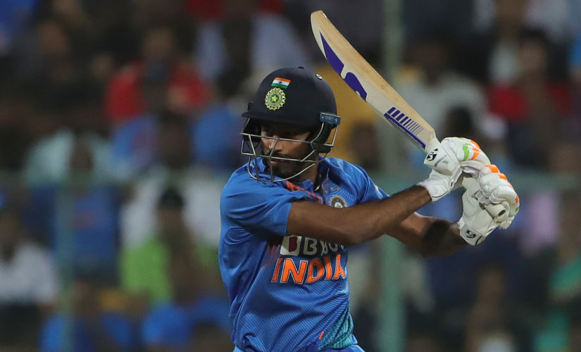 Hardik Pandya produced a few destructive performances in the DY Patil T20 tournament in Mumbai for Reliance 1, where he amassed scores of 105 (off just 39 balls), a 29-ball knock of 46 and an unbeaten knock of 158 off just 55 deliveries. Sportzpics