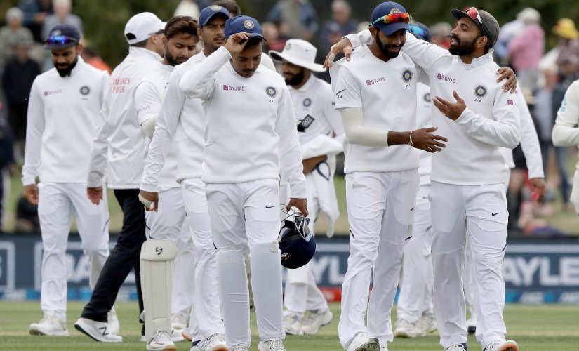 World No 1 Test team India suffered a series sweep against New Zealand away from home. AP