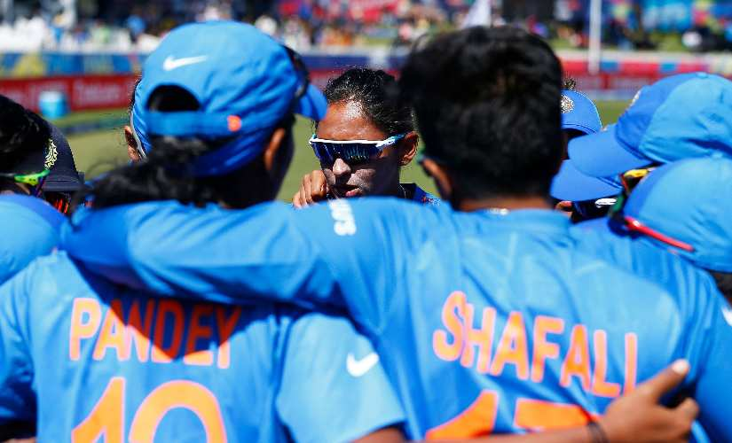 India will be eyeing to win their maiden women's T20 World Cup trophy. ICC Media