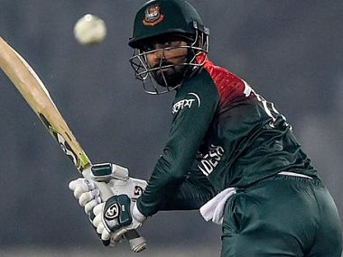 Liton Das played a knock of runs as Bangladesh defeated Zimbabwe by nine wickets in the second T20I. Twitter @ICC