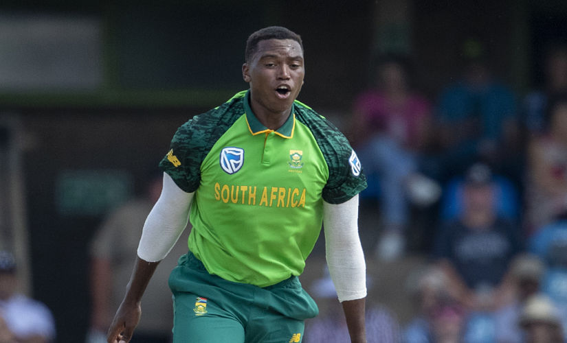 Lungi Ngidi is coming fresh from scalping 10 wickets in the three ODIs against Australia, which even included lethal figures of 6/58 in the final match of the series. AP