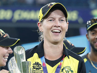 Meg Lanning on Sunday hailed her team after captaining Australia to their fifth ICC Women's T20 World Cup title. AP