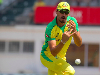 File image of Australian pacer Mitchell Starc. AP