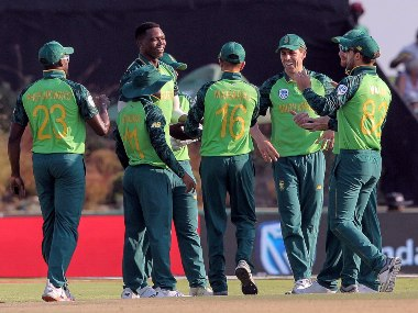 South Africa are scheduled to play three ODIs in their upcoming tour of India. AP