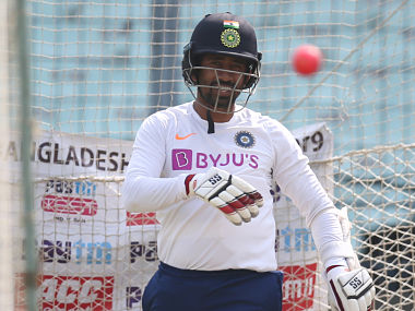 File image of Wriddhiman Saha. Sportzpics