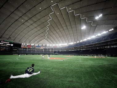 Tokyo Olympics 2020 Japan plays sports in empty stadiums citizens wonder if Games will be similar amid coronavirus outbreak