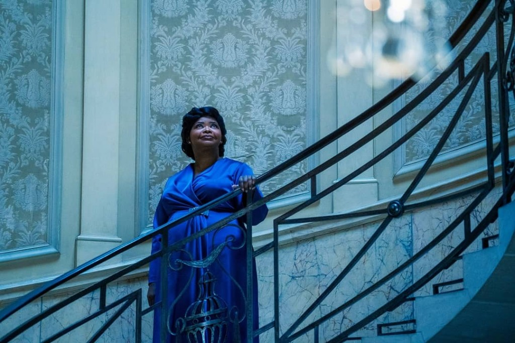 Self Made review Octavia Spencer is striking as Madam CJ Walker but cant save Netflixs hurried miniseries