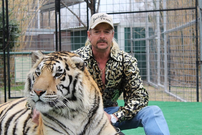 Tiger King review Murder mayhem and madness reign in Netflix true crime docuseries based on Joe Exotic