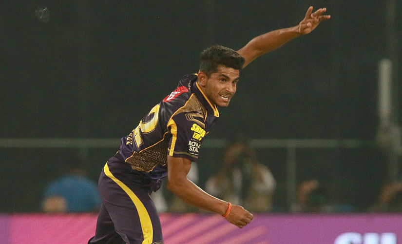 In the auction for the 2018 edition of IPL, Kolkata Knight Riders snapped up Shivam Mavi for a whopping Rs 3 crore. Sportzpics