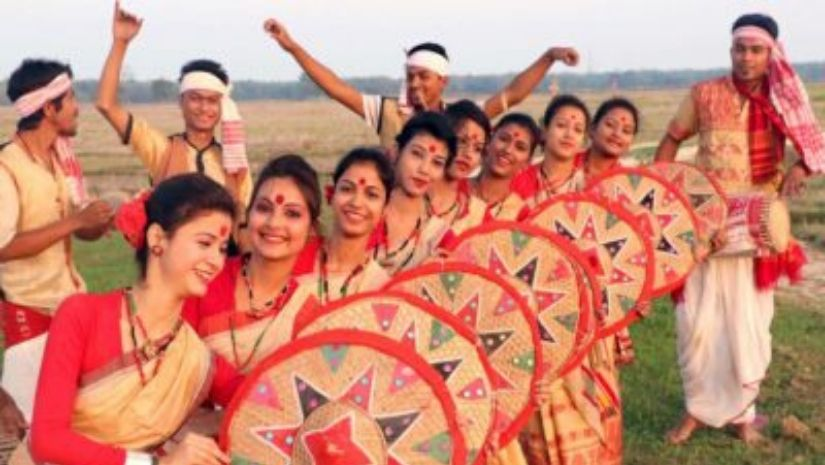 Assams subdued Bihu during <span class=