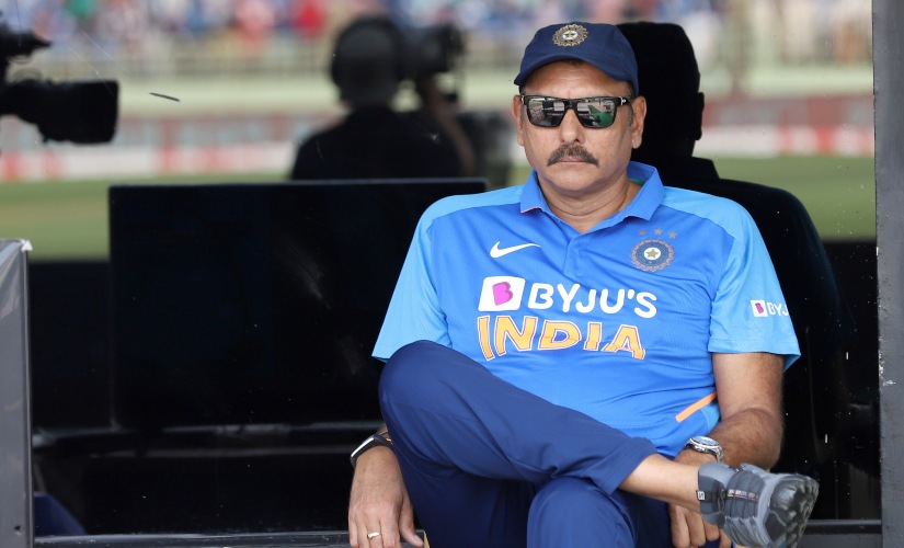 during the 2nd ODI between India and the West Indies held at the ACA-VDCA Stadium, Visakhapatnam on the 18th December 2019. Photo by Faheem Hussain / Sportzpics for BCCI