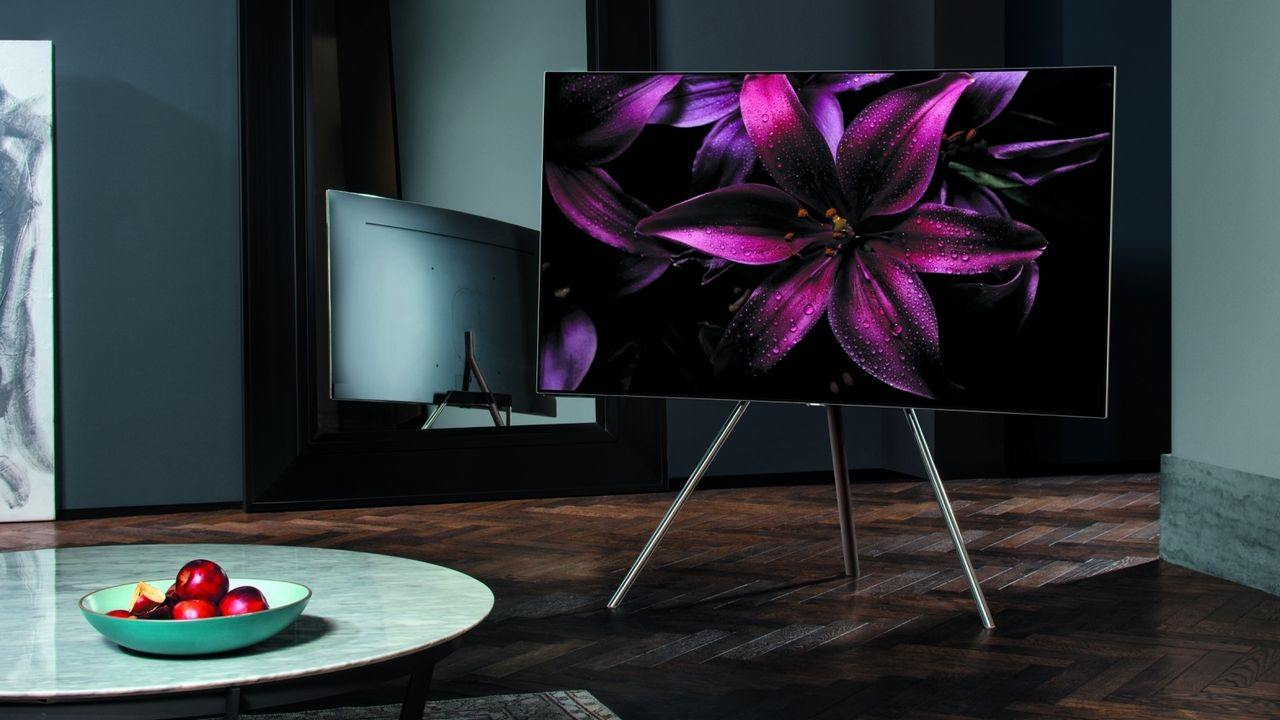 Samsung and MediaTek unveil the worlds first smart TV with WiFi 6E called Samsung 8K QLED Y21