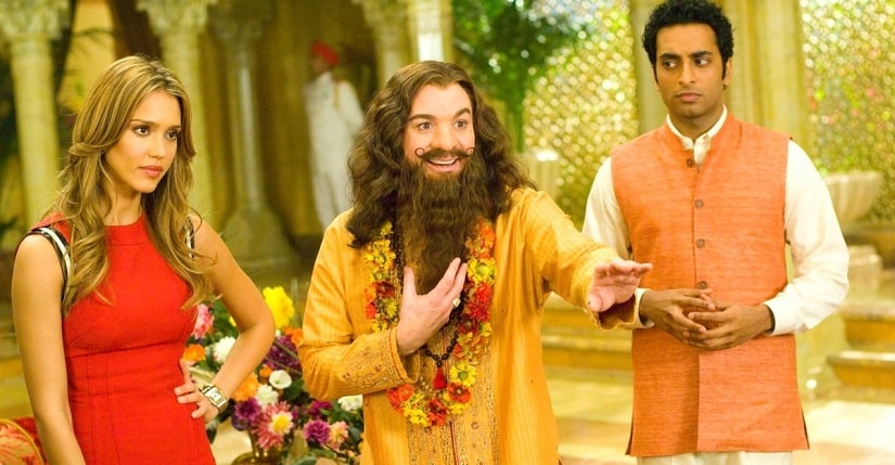 Allegedly Problematic Mike Myers 2008 film The Love Guru shows us that white dudes really can do anything