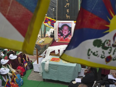 US asks China to reveal whereabouts of Tibets Panchen Lama who has been missing for 25 years after being abducted at the age of six
