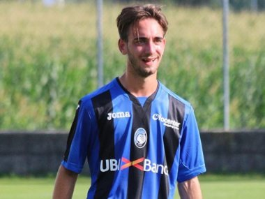 Atalanta youth player Andrea Rinaldi dies at 19 after suffering brain aneurysm