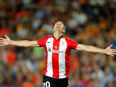 LaLiga Athletic Bilbao striker Aritz Aduriz announces retirement from football at 39