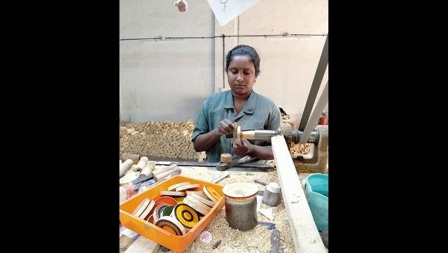 Toymaking artisans of Karnatakas Channapatna struggle to stay afloat without government help in lockdown