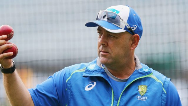 File image of Darren Lehmann. Getty images