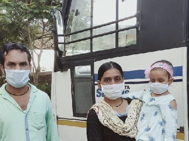 Despite hurdles nine child cancer patients reach home from Mumbai during lockdown parents relieved but worry about livelihood
