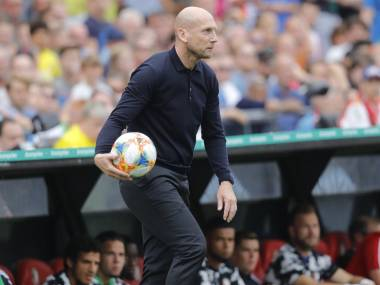 Uhoh FC Cincinnati tweet wrong photo of new coach in former Manchester United Netherlands defender Jaap Stam