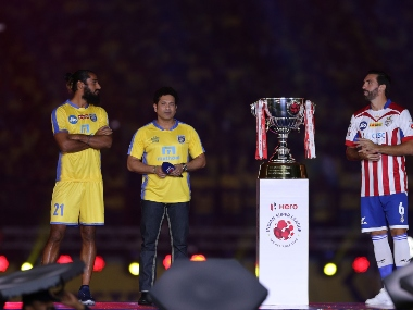 Sandesh Jhingan draws motivation from Sachin Tendulkars World Cup glory in sixth attempt